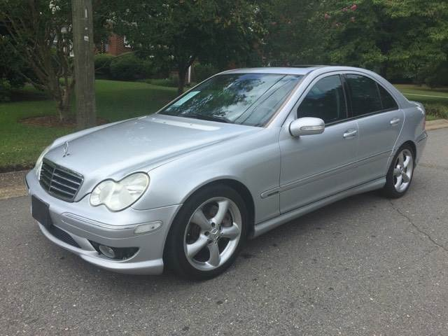2006 Mercedes Benz C Class For Sale At Freedom Motors Of Fayetteville In  Fayetteville