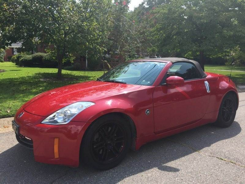 2006 Nissan 350z Touring In Fayetteville Nc Freedom Motors Of