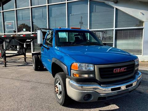 2005 GMC Sierra 3500 for sale in Fayetteville, NC