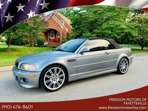 BMW Fayetteville Nc >> Bmw M3 For Sale In Fayetteville Nc Freedom Motors Of