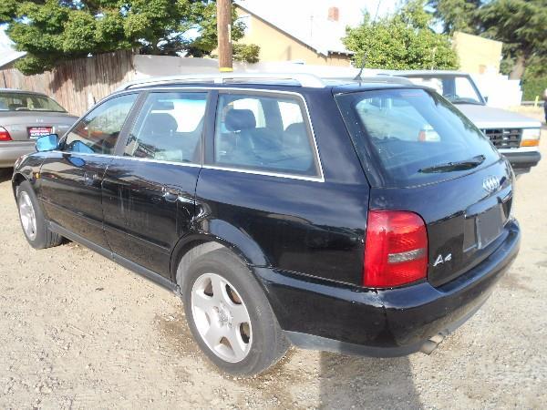 1998 Audi A4 Awd 4dr 28 Avant Quattro Wagon In Modesto Ca Good