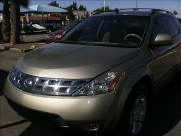 2005 Nissan Murano for sale in Mesa, AZ
