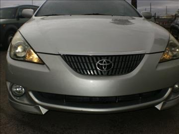 2005 Toyota Camry Solara for sale in Mesa, AZ