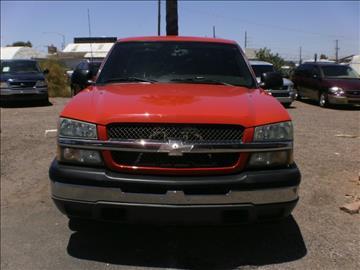 2004 Chevrolet Silverado 1500 for sale in Mesa, AZ
