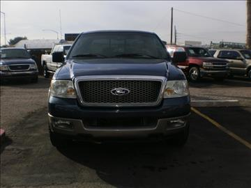 2005 Ford F-150 for sale in Mesa, AZ