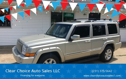 2007 Jeep Commander for sale in Twin Lakes, MI