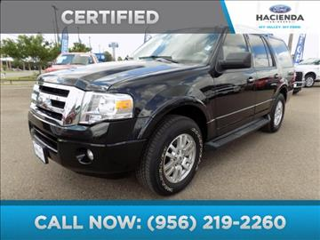 2013 Ford Expedition for sale in Edinburg, TX