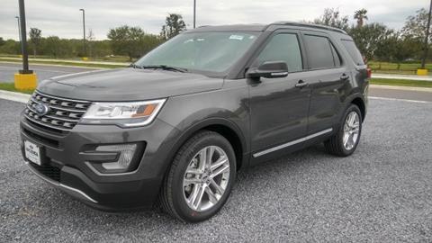 2017 Ford Explorer for sale in Edinburg, TX