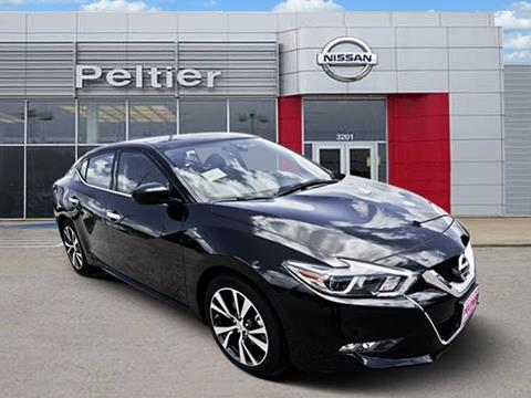2017 Nissan Maxima for sale in Tyler, TX