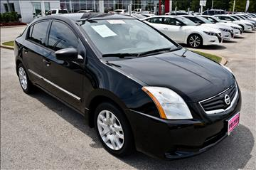 2012 Nissan Sentra for sale in Tyler, TX