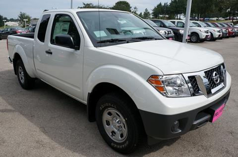 2017 Nissan Frontier for sale in Tyler, TX