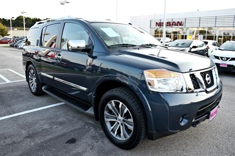 2015 Nissan Armada for sale in Tyler, TX