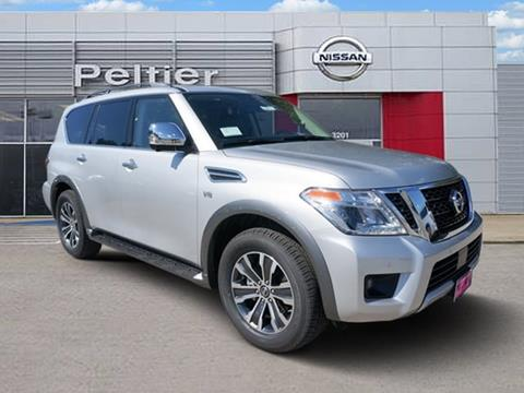 2018 Nissan Armada for sale in Tyler, TX