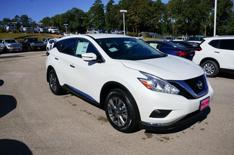 2017 Nissan Murano for sale in Tyler, TX
