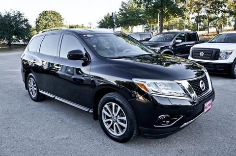 2015 Nissan Pathfinder for sale in Tyler, TX