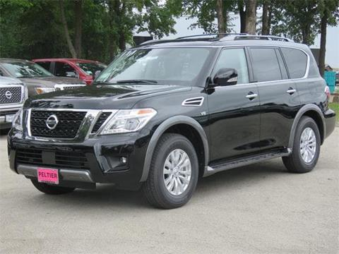 2019 Nissan Armada For Sale In Tyler, TX