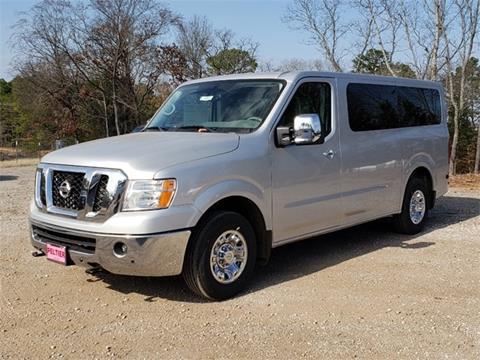 2019 Nissan NV Passenger for sale in Tyler, TX
