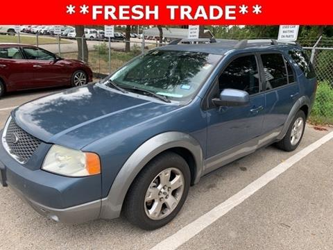 2005 Ford Freestyle for sale in Tyler, TX