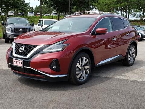 2019 Nissan Murano for sale in Tyler, TX