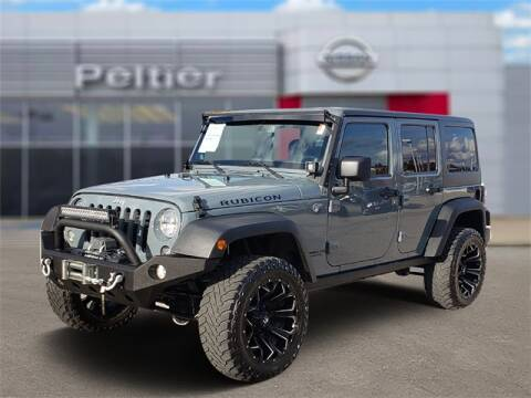 2014 Jeep Wrangler Unlimited for sale in Tyler, TX