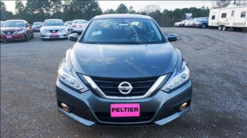 2017 Nissan Altima for sale in Tyler, TX