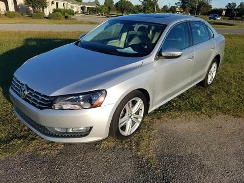 2012 Volkswagen Passat for sale in Goldsboro, NC