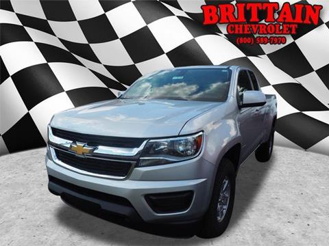 2017 Chevrolet Colorado for sale in East Palestine, OH