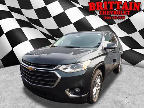 2018 Chevrolet Traverse for sale in East Palestine, OH
