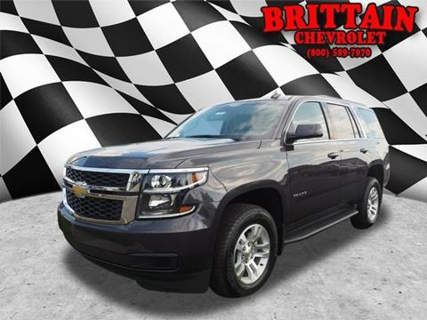 2018 Chevrolet Tahoe for sale in East Palestine, OH