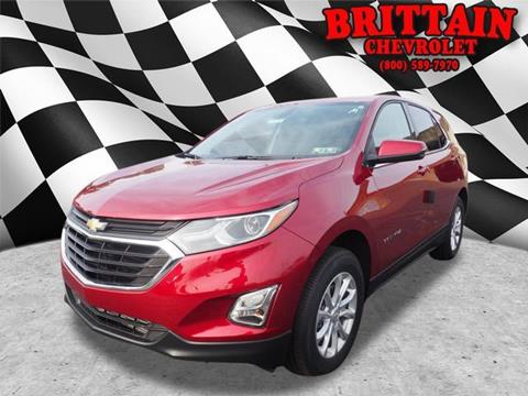 2018 Chevrolet Equinox for sale in East Palestine, OH