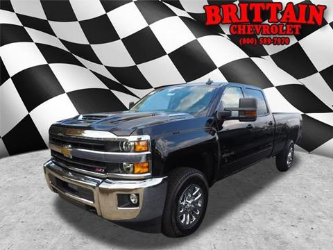 2018 Chevrolet Silverado 3500HD for sale in East Palestine, OH