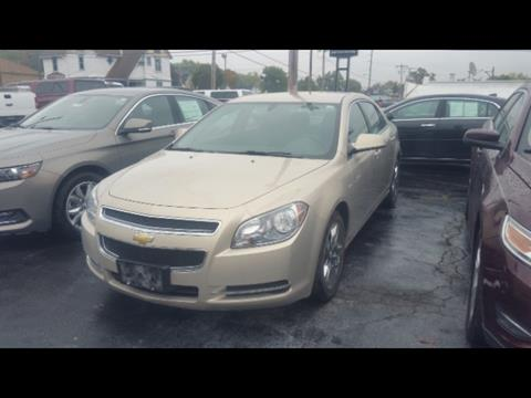 2010 Chevrolet Malibu for sale in East Palestine, OH