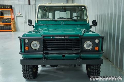 1983 Land Rover Defender for sale in Houston, TX