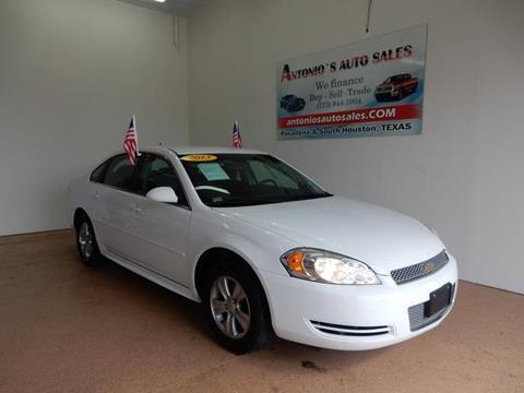 2013 Chevrolet Impala for sale in Pasadena, TX