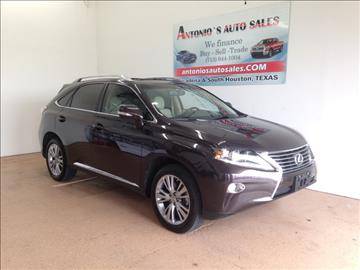 2013 Lexus RX 350 for sale in South Houston, TX