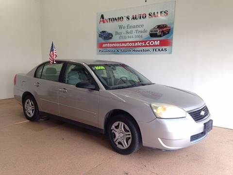 2008 Chevrolet Malibu Classic for sale in South Houston, TX