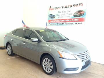 2013 Nissan Sentra for sale in South Houston, TX