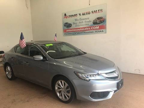 2016 Acura ILX for sale in South Houston, TX