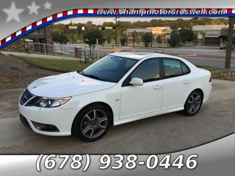 2010 Saab 9-3 for sale in Roswell, GA