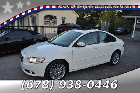 2009 Volvo S40 for sale in Roswell, GA