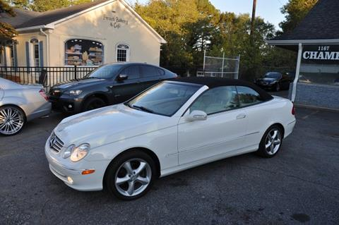 2005 Mercedes-Benz CLK for sale in Roswell, GA
