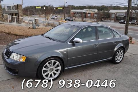 2003 Audi Rs6 For Sale Near Me