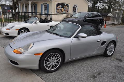 1998 Porsche Boxster for sale in Roswell, GA