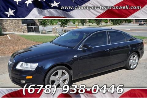 Audi For Sale In Ga >> Audi For Sale In Roswell Ga Champ Motors