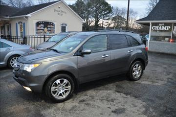 2007 Acura MDX for sale in Roswell, GA