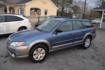 2008 Subaru Outback for sale in Roswell, GA