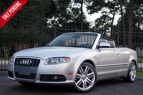 2007 Audi S4 for sale in Springs, TX