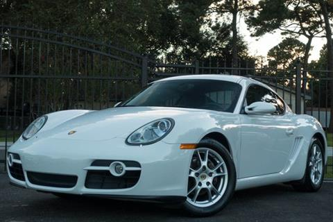 2008 Porsche Cayman for sale in Springs, TX