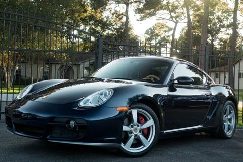 2006 Porsche Cayman for sale in Springs, TX