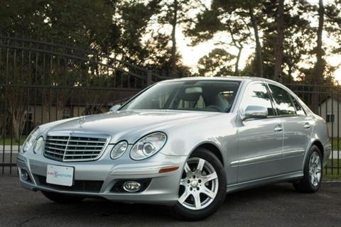 2008 Mercedes-Benz E-Class for sale in Springs, TX